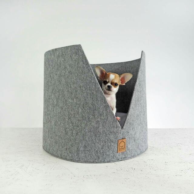 貓狗羊毛氈小窩 正版波蘭HELLO PETS