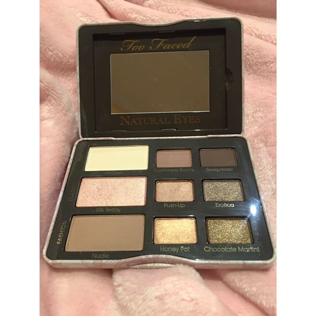 ~ Too Faced Natural Eyes Palette ~