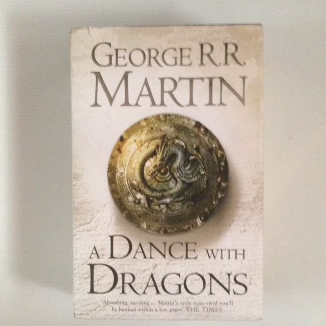 A Dance With Dragons (A Song Of Ice And Fire Book 5)