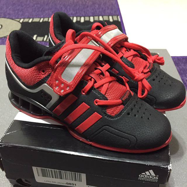 53fbeb5fa04f Adidas Adipower Weightlifting Shoes