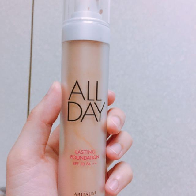 all day 粉底液