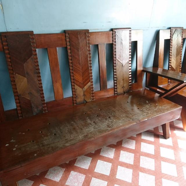 Antique Sala Set