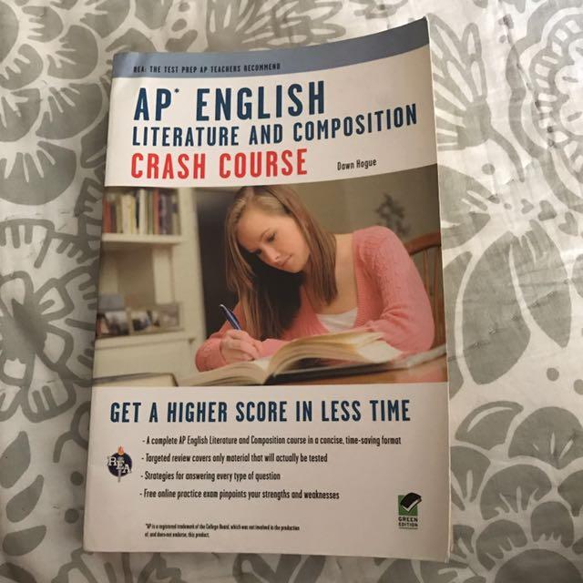 AP English Literature And Composition CRASH COURSE