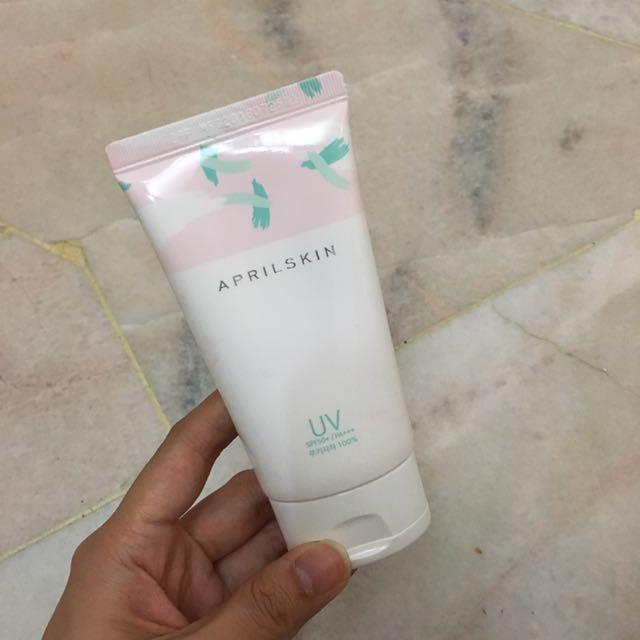 April Skin Sunscreen Sunblock