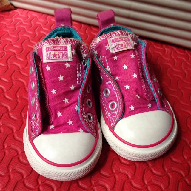 Authentic Converse For Baby Girl