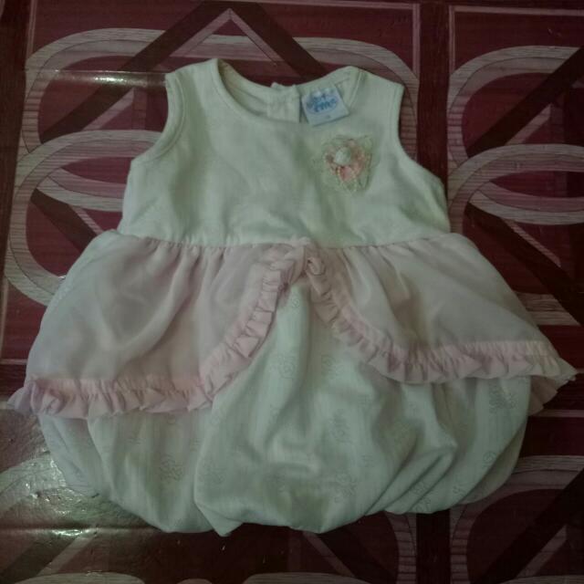Baby Me Balloon Dress