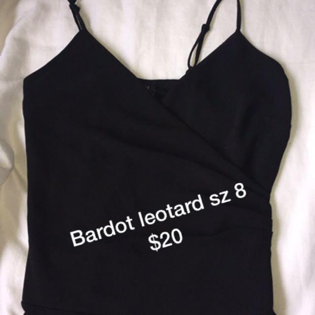 Bardot Leotard