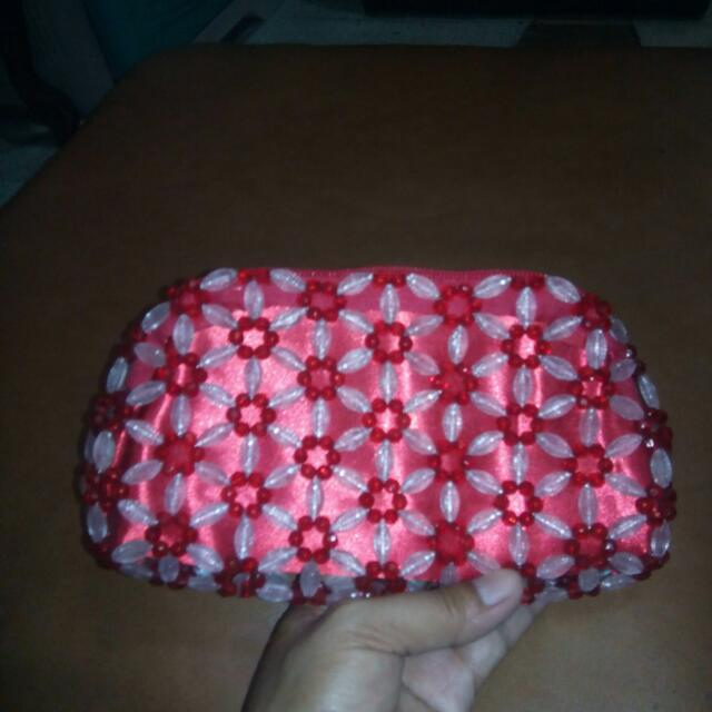 Beads pouch