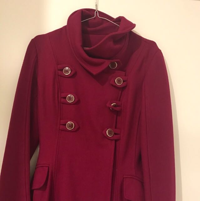 Berry coat