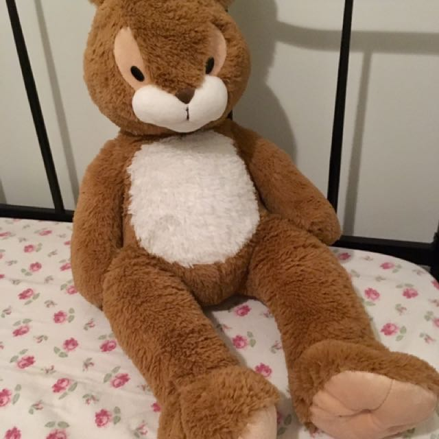 Big Bunny Soft Toy