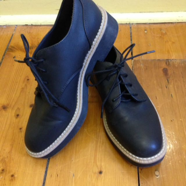 Black City Shoes