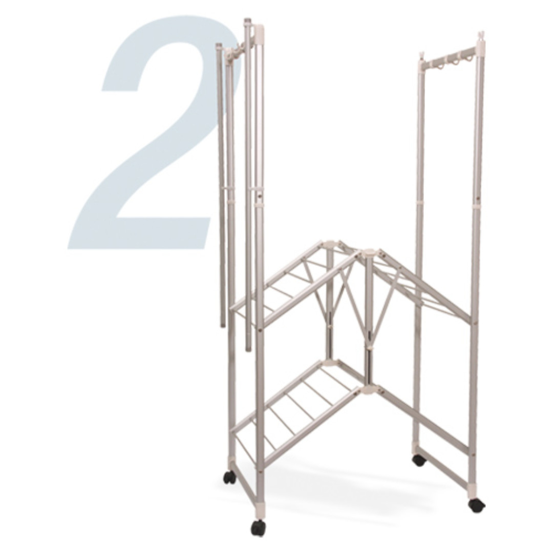 steel df hanging house doctor black woo rack hd product design ways