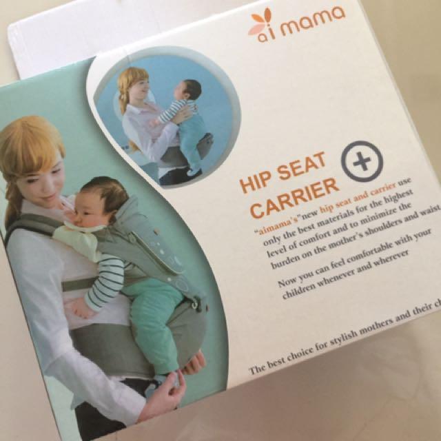 Bnip Aimama Baby Carrier Hipseat