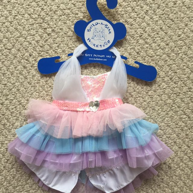 Build-A-Bear Dress New