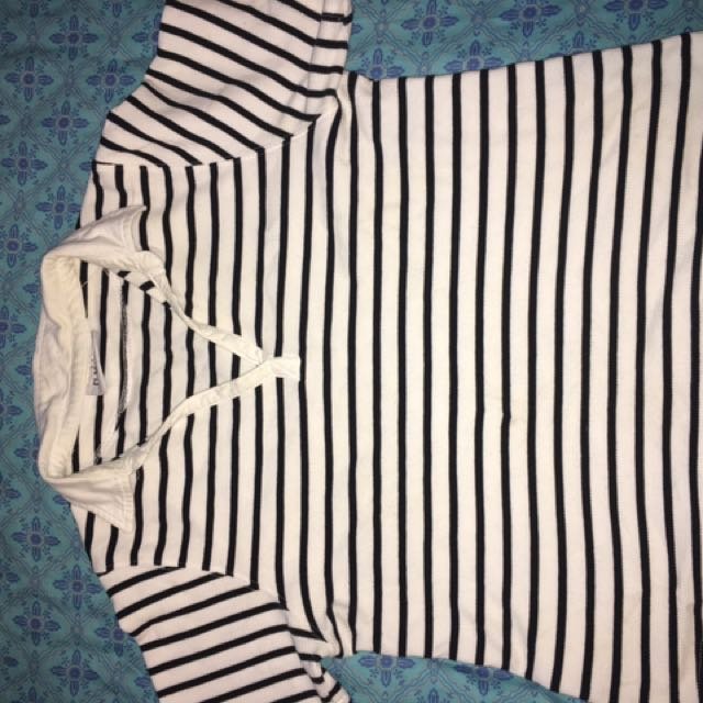 Bunch Of Stripped Tshirts