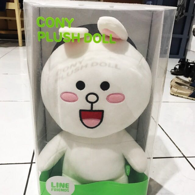 Cony Plush Doll