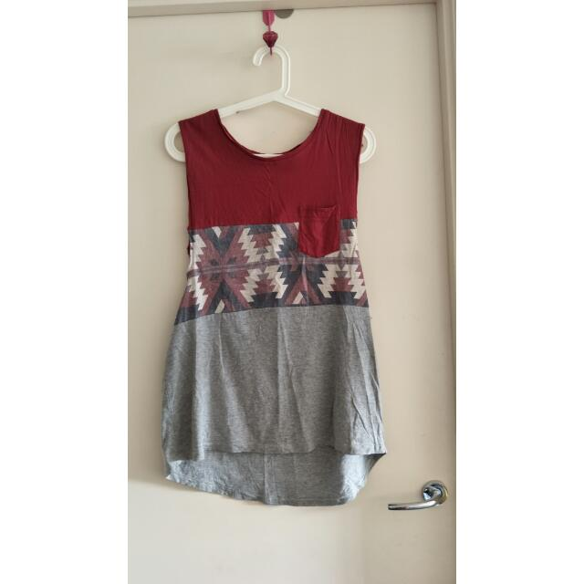 COTTON ON size L Tank Top