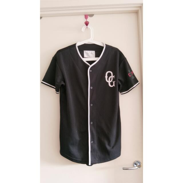 COTTON ON size S Black Jersey