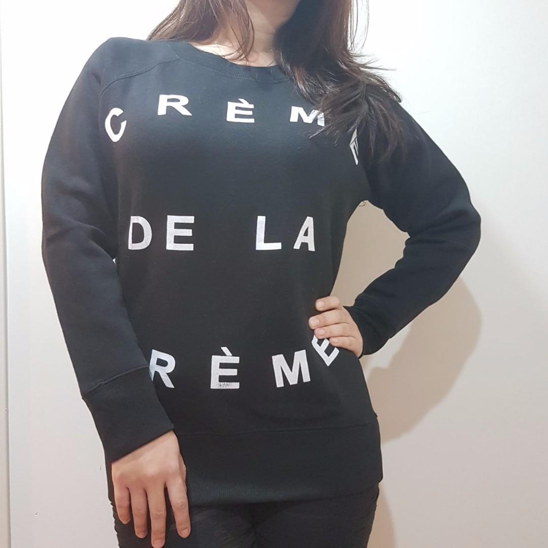 Crème De La Crème Pullover