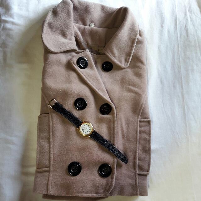 Crop Top Winter Jacket