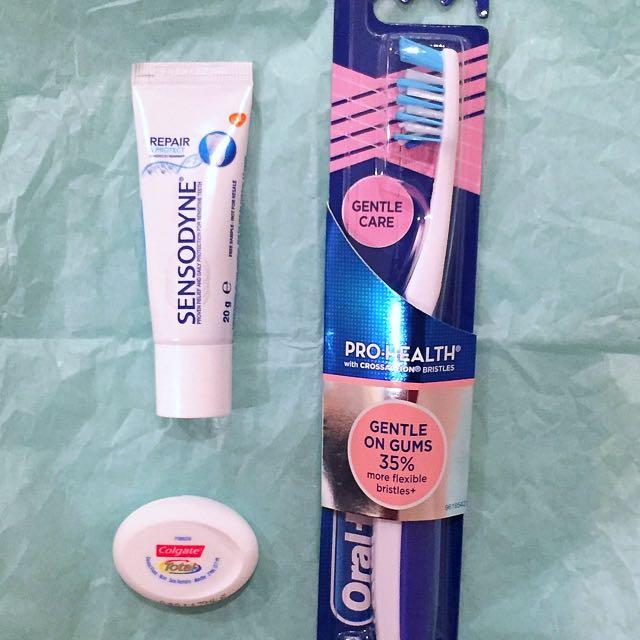 Dental Travelling Kit