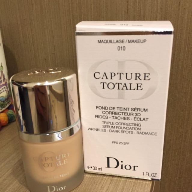降價🤗🤗。Dior 粉底液