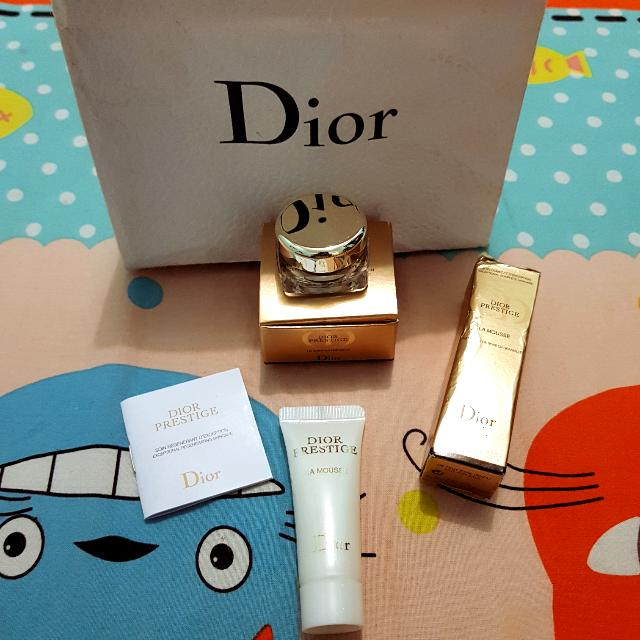 Dior Prestige Skincare Ori