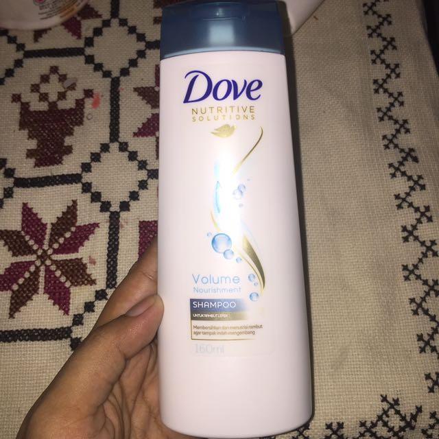 Dove Nutrive Solutions Shampoo
