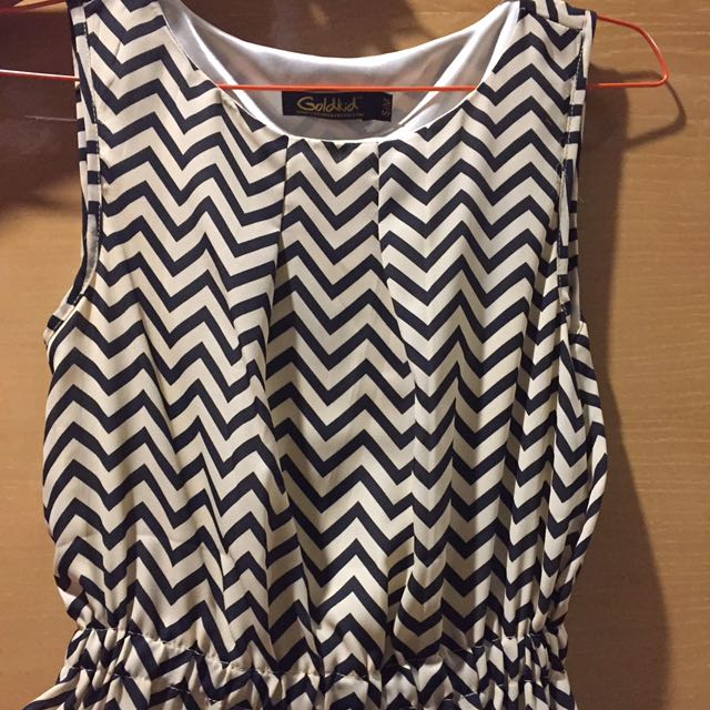 Dress - Stripe