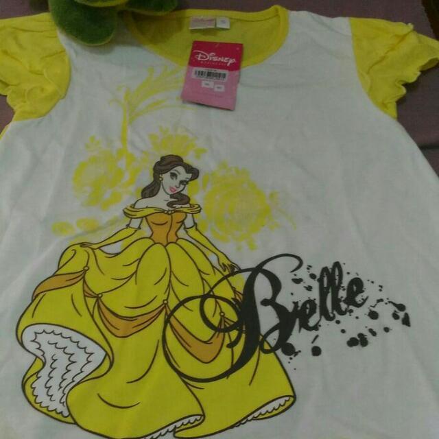 Dress Disney Yellow