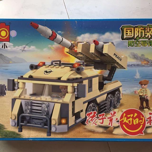 Dual Rocket Launcher
