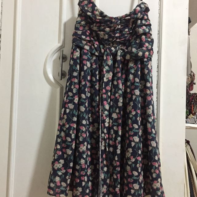 F & H Tube Dress