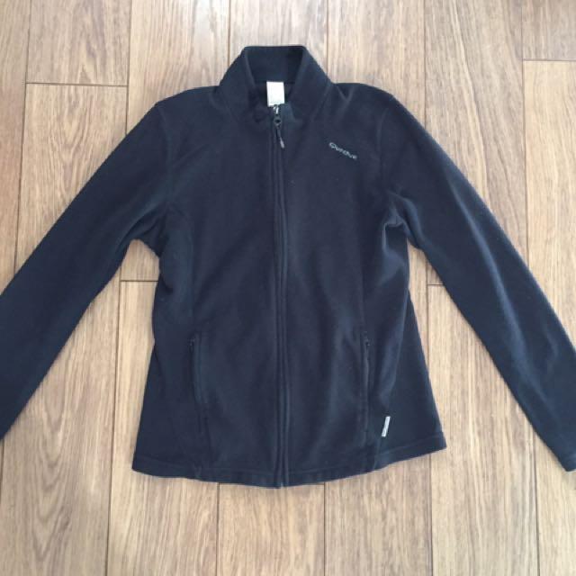 Fleece-jacket