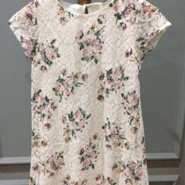 Floral Zara Girl
