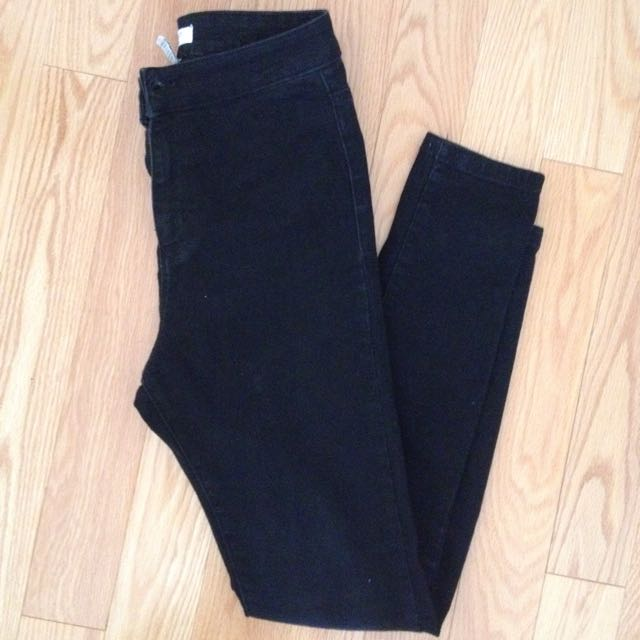 *REDUCED* Forever 21 High Waisted Black Jeans
