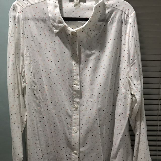 FOREVER 21 Plus Size Top (longsleeves)