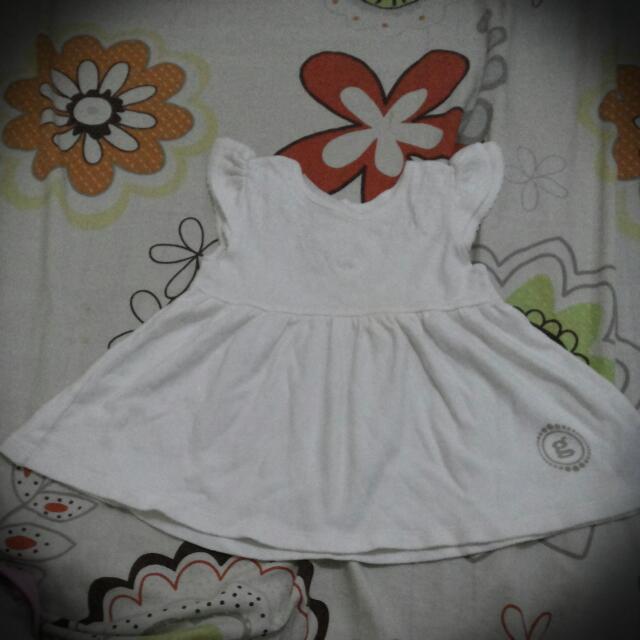 Giggles white dress