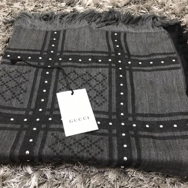 Gucci 方巾