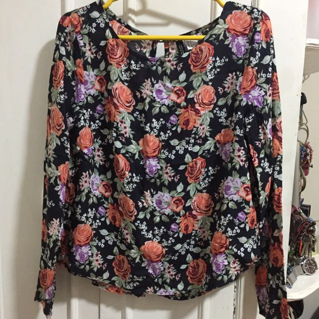 H & M Longsleeves Top