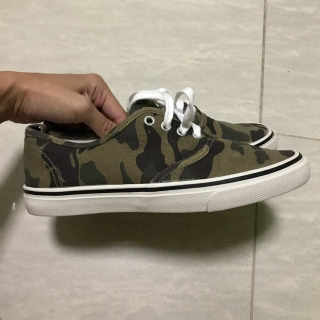 camouflage canvas cipő cheap e59ba 7d4ed