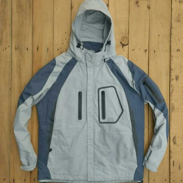 Jaket Waterproof Size L