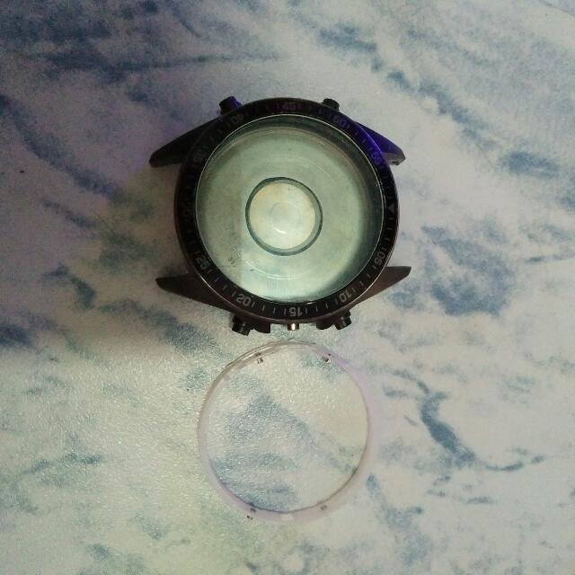 Jam tangan complete case fossil BQ9414