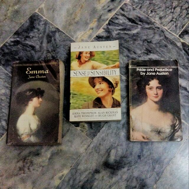 Jane Austen Bundle