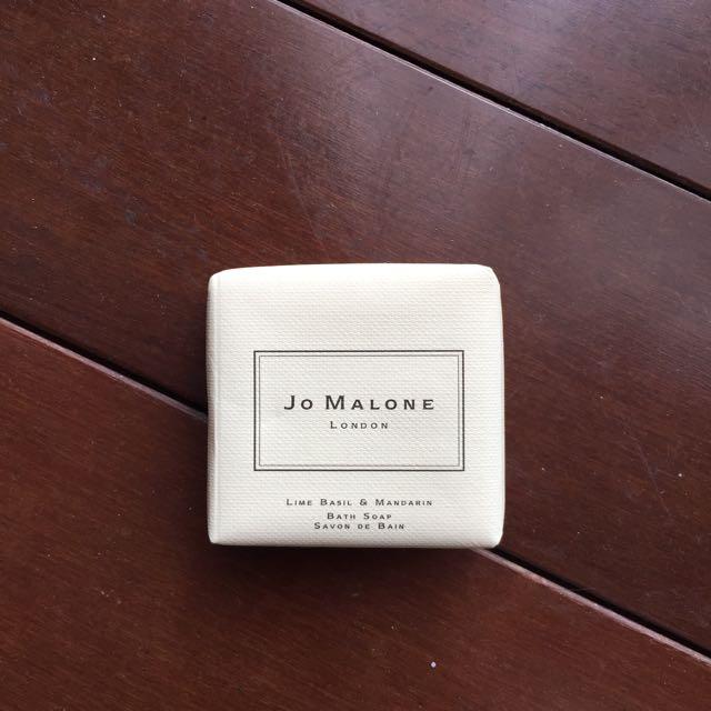 Jo Malone Bath Soap - Lime Basil & Mandarin