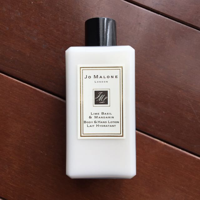 Jo Malone Body Lotion - Lime Basil & Mandarin