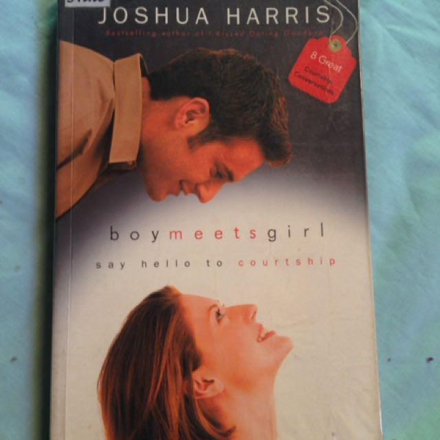 Joshua Harris (Boy Meets Girl)