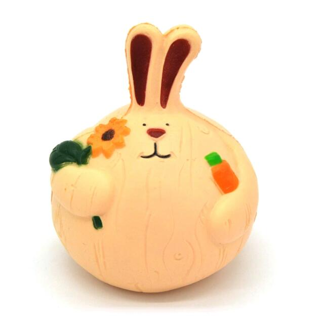 Kiibru Onion Rabbit Squishy
