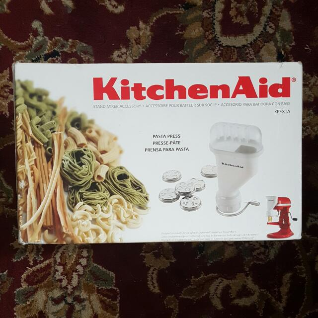 Kitchen Aid Attachment Pasta Maker Brand New Never Been Used