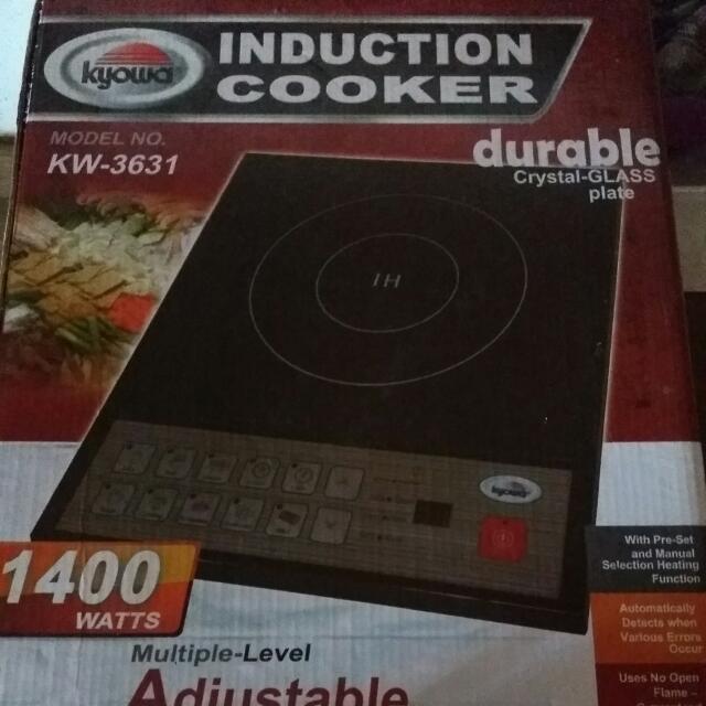 Kyowa induction cooker