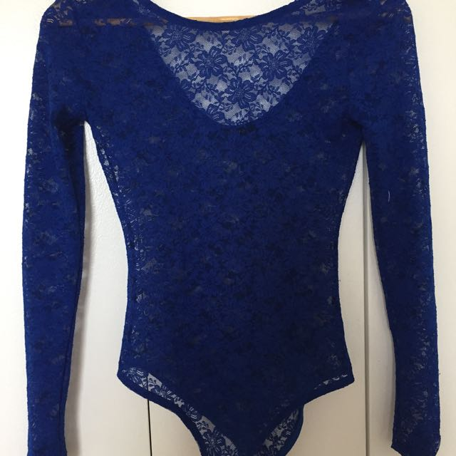 Lace F21 Top